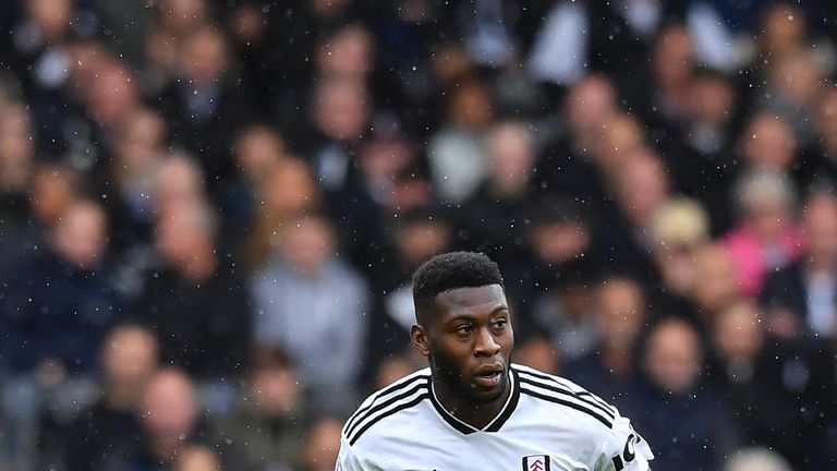 Timothy Fosu-Mensah has recently undergone knee surgery after going on loan to Fulham
