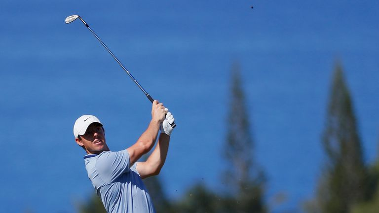 McIlroy was chasing a first PGA Tour title since March