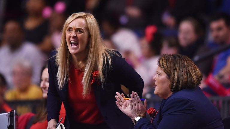 Tracey Neville's side will open their tournament against the Uganda She Cranes