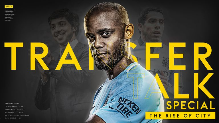 Transfer Talk Special - The rise of City