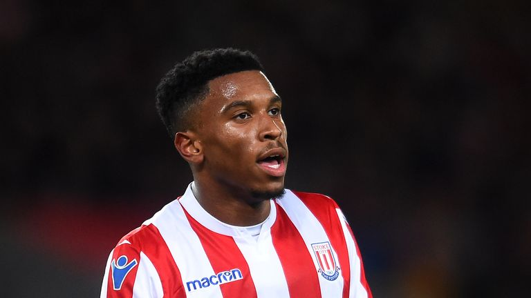 Tyrese Campbell scored his first two goals for Stoke last week