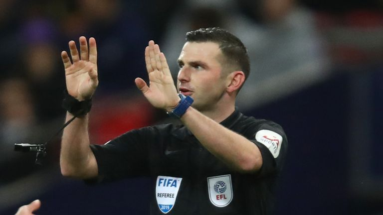VAR will not be used in the Championship play-off final, despite being available to use at Wembley