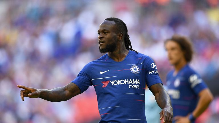 Chelsea's Victor Moses Set For Fenerbahce Loan