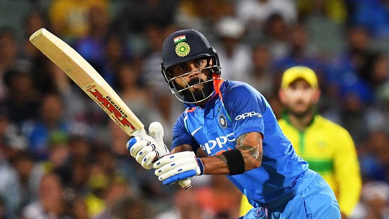 Brilliant Kohli, Dhoni Steer India To Series-Levelling Win | Read