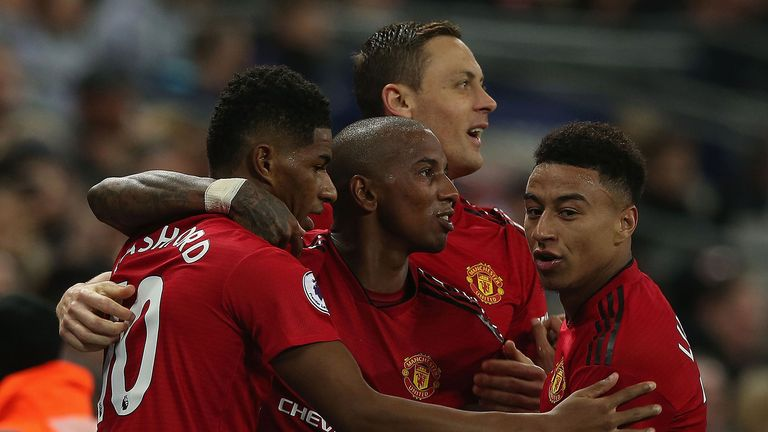 Solskjaer says the club's win against Tottenham last month is proof of what they are capable of