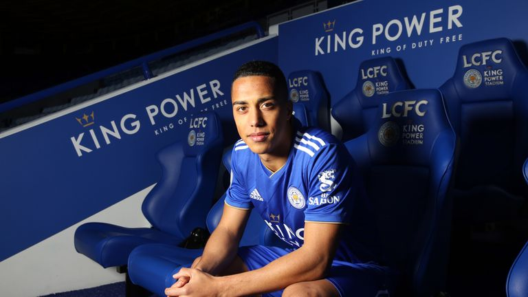 Leicester have completed the signing of Youri Tielemans on loan until the end of the season