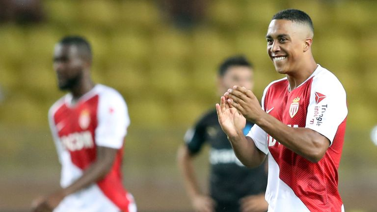 Four Premier League clubs battling for Monaco midfielder Tielemans