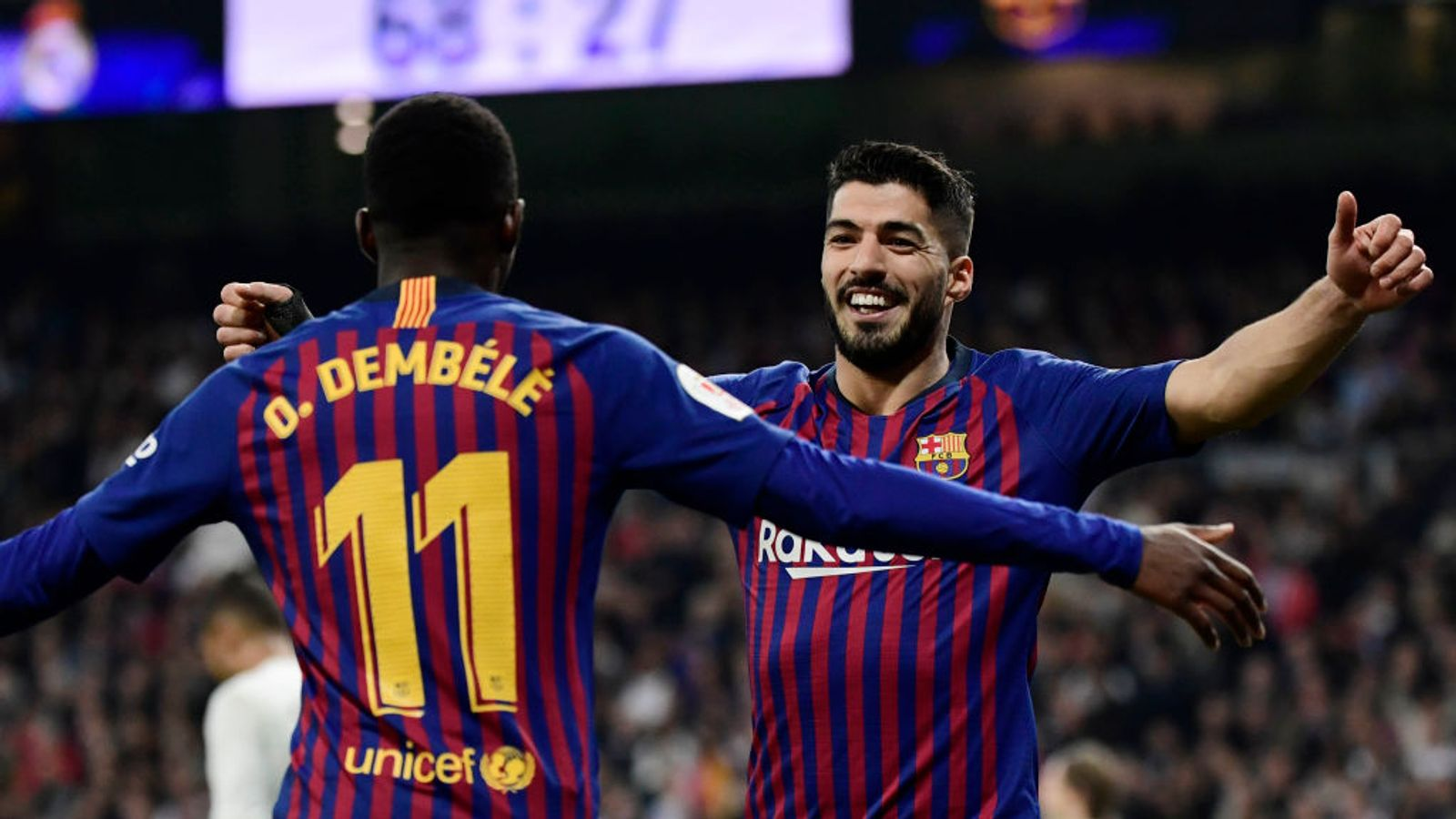 86b63de62 R Madrid 0 - 3 Barcelona - Match Report   Highlights