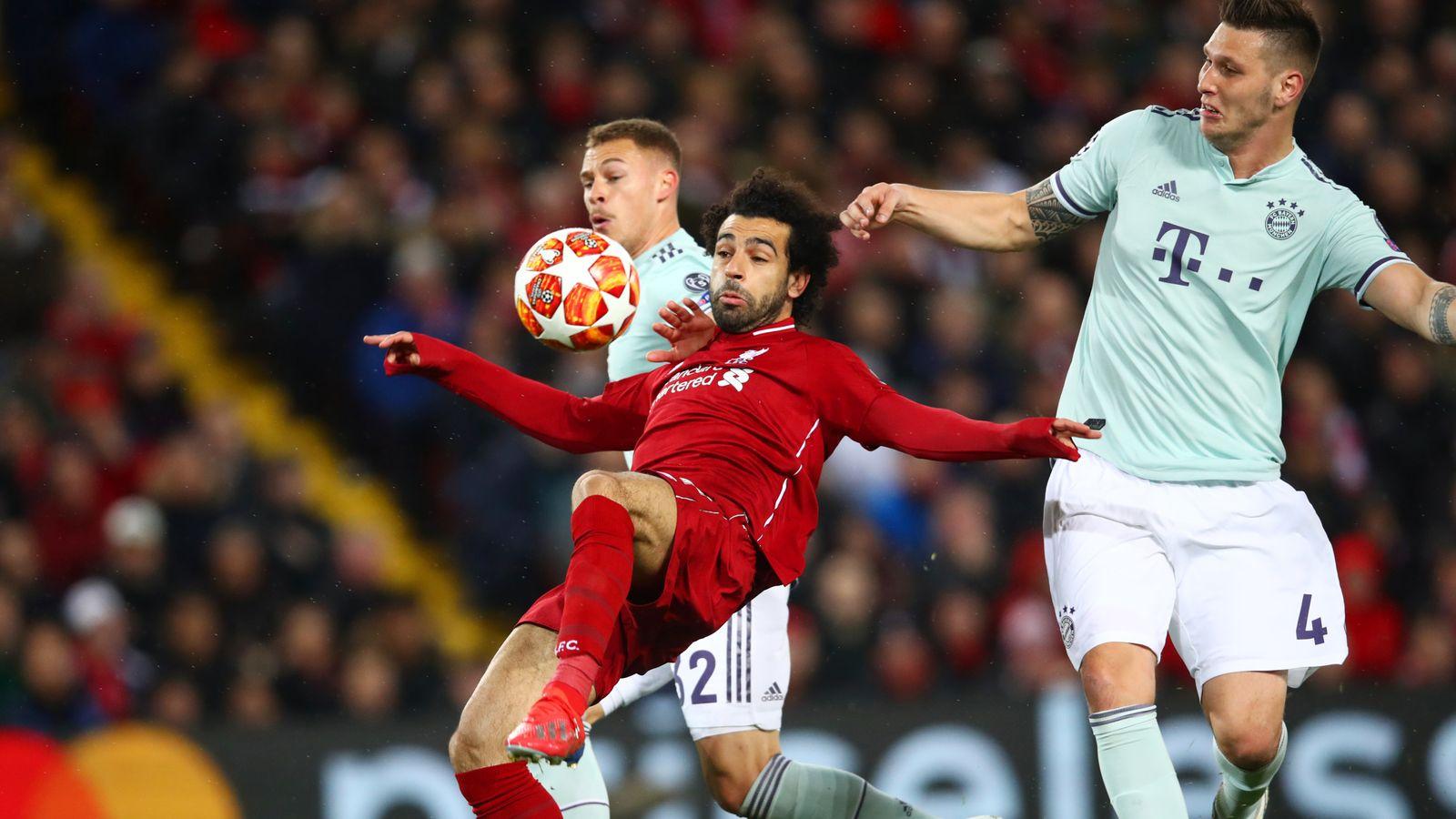 Liverpool 0 - 0 Bay Munich - Match Report & Highlights