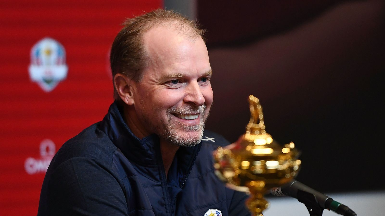 US Ryder Cup captain Steve Stricker says it would be a 'crime' to stage event without fans