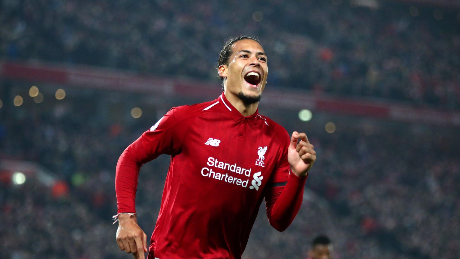 Mauricio Pochettino Says Liverpool S Virgil Van Dijk Worth