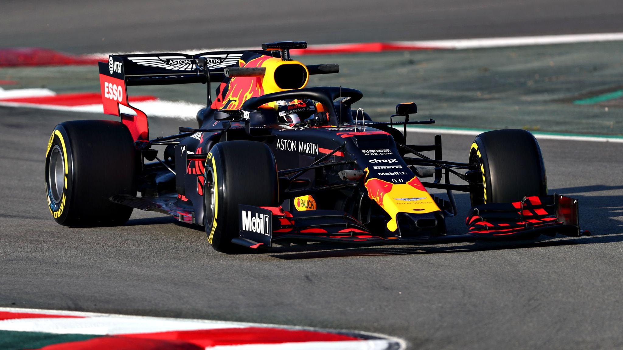 F1 2019: Introducing the new Formula 1 cars   F1 News