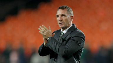 Rodgers criticises ref after EL exit