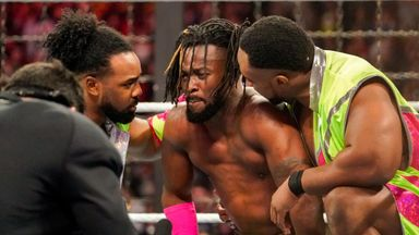 Kofi Kingston feels that he's been overlooked during his WWE career but is hoping that will change soon