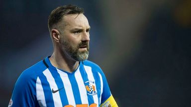 Kris Boyd wants to continue playing next season