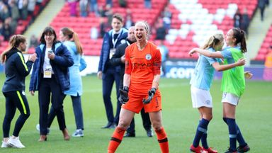 Bardsley the League Cup hero for City