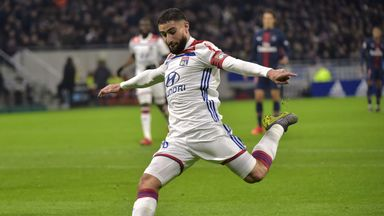 Nabil Fekir has split from his agent