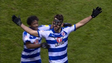 Reading receive Oliveira boost