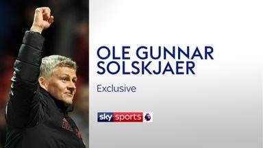 Solskjaer: My Liverpool rivalry