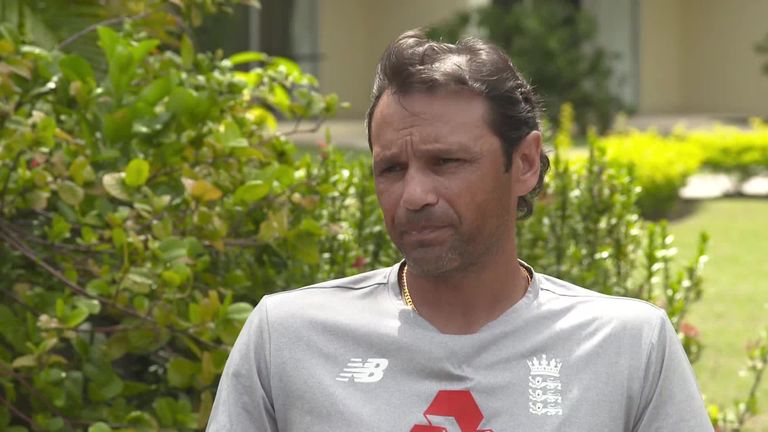 Mark Ramprakash says county pitches are not helping create top-order batsmen for the England Test team
