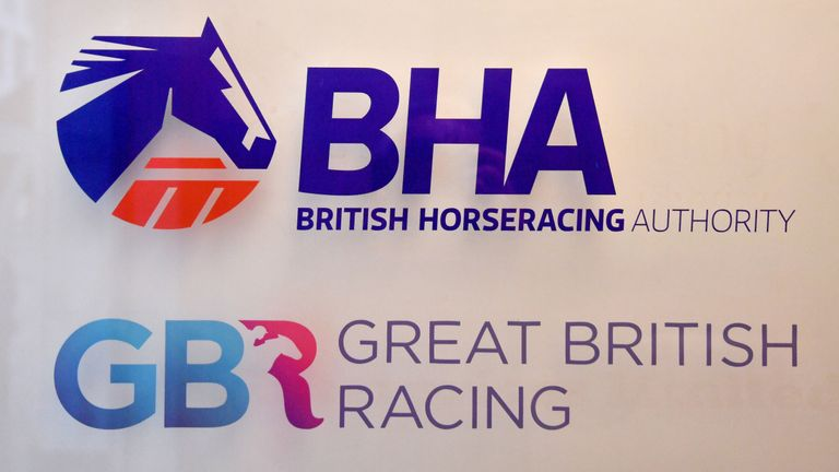 The British Horseracing Authority are planning to make a decision on Monday as to whether racing can resume this week