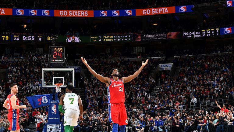 Watch Portland Trail Blazers take on Philadelphia 76ers live on skysports.com and Sky Sports app | NBA News |