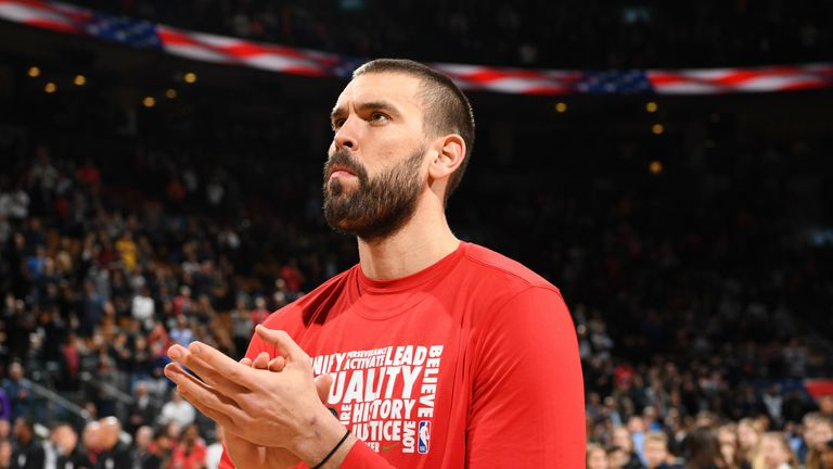 Marc Gasol gives Toronto Raptors new dimensions on offense and defense | NBA News |