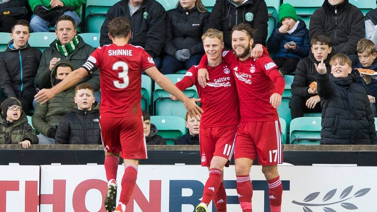 Aberdeen have picked up ten points in their last five games