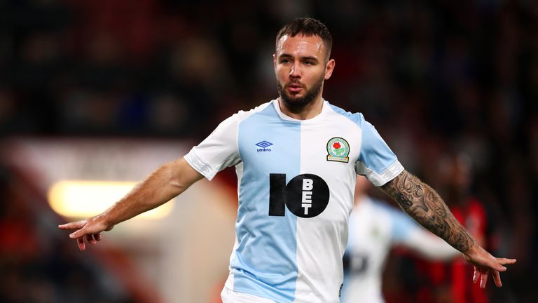Adam Armstrong added a second goal for Blackburn