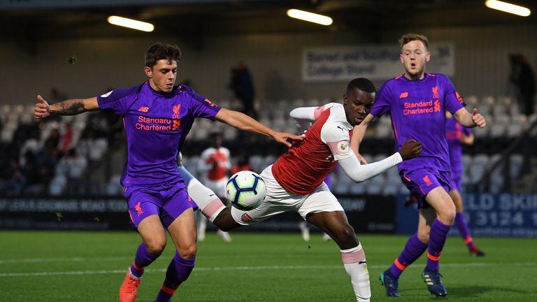 Adam Lewis has pledged his future to Liverpool