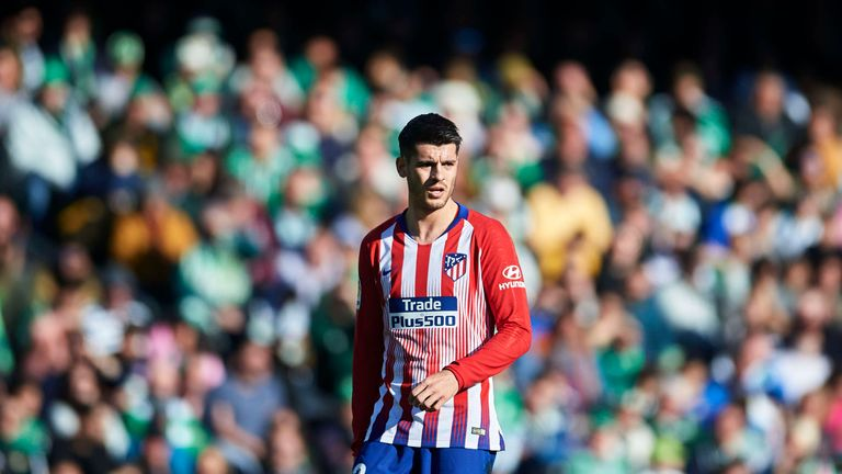 882022adb17 La Liga round-up  Alvaro Morata suffers Atletico Madrid debut ...