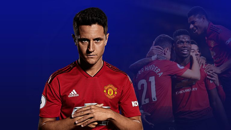 Herrera has quietly become crucial to Solskjaer's Manchester United vision