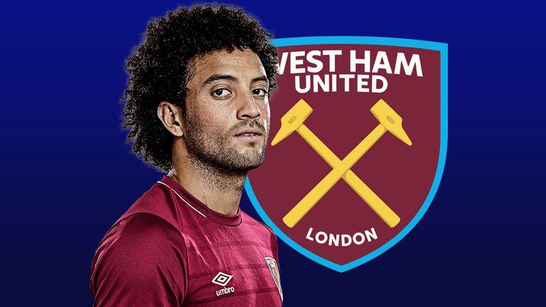 Real Madrid are thought to be interested in Felipe Anderson