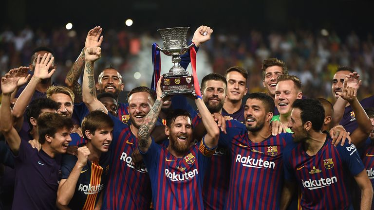 Spanish Super Cup to be expanded to four teams and played abroad | Football News |