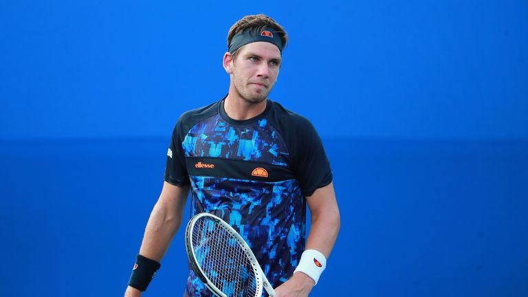 Cameron Norrie is into the last eight of the Mexico Open where he will face Mackenzie McDonald