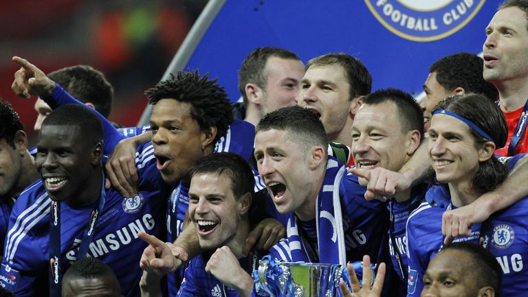 Chelsea's League Cup winners from 2015 - where are they now?