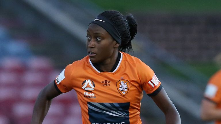 Chioma Ubogagu has been called up to the England Women's squad for the SheBelieves Cup