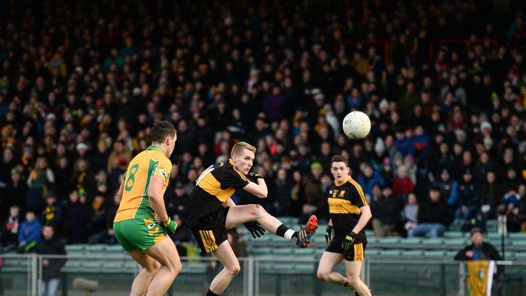 Corofin and Dr Crokes last met in the 2017 All-Ireland semi-final