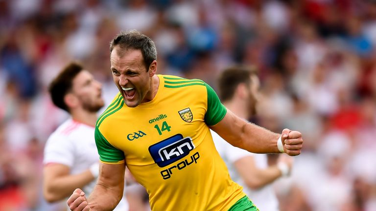 Murphy is still Donegal's main man