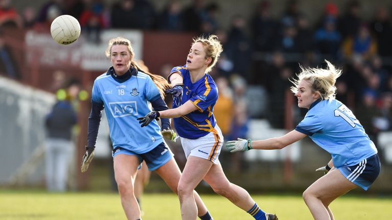 Dublin bounced back with a win over Tipp