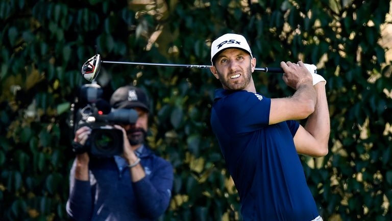 Dustin Johnson thinks The Players Championship should be an official major championship