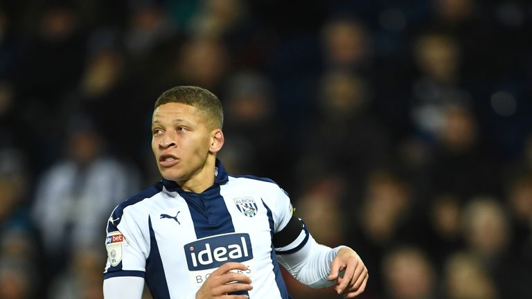 Dwight Gayle scored 24 goals on loan for West Brom