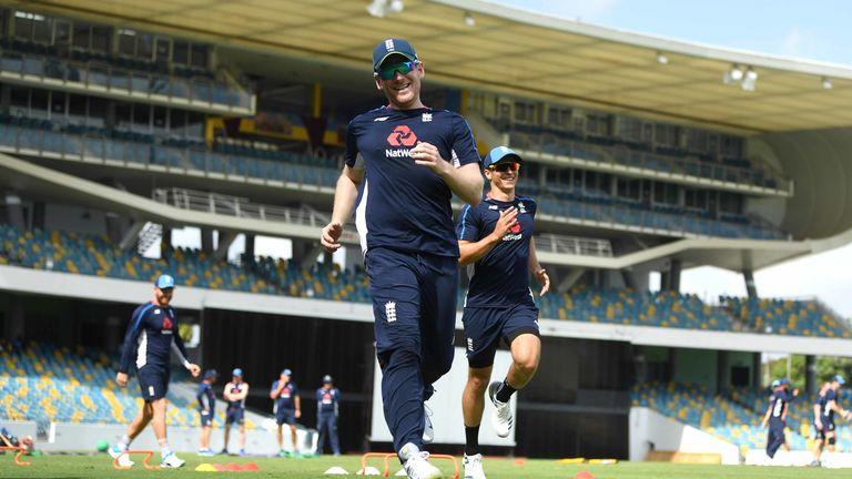 Eoin Morgan took over and England ODI captain in December 2014