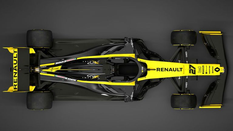 Renault F1 team launch the R.S.19 at Enstone base
