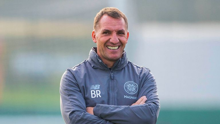Brendan Rodgers left Celtic for Leicester