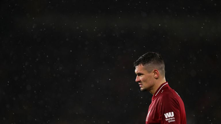 Will Dejan Lovren get the nod to partner Virgil van Dijk?