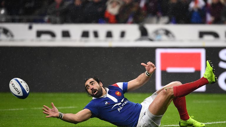 Errors thwarted France's second-half output in round one