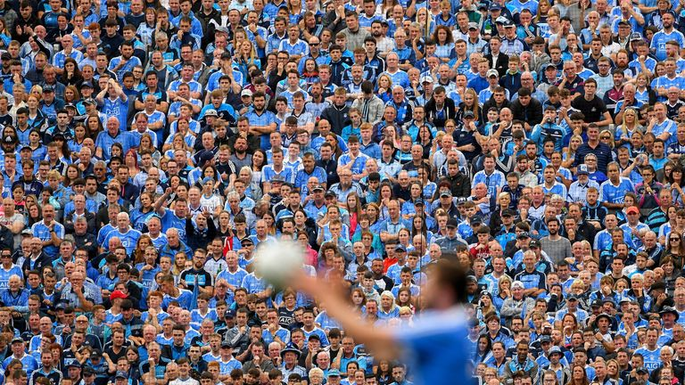 Crowd numbers fell despite the introduction of the Super 8s