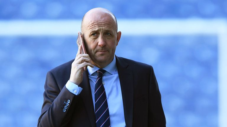 Gary McAllister attack investigated by police