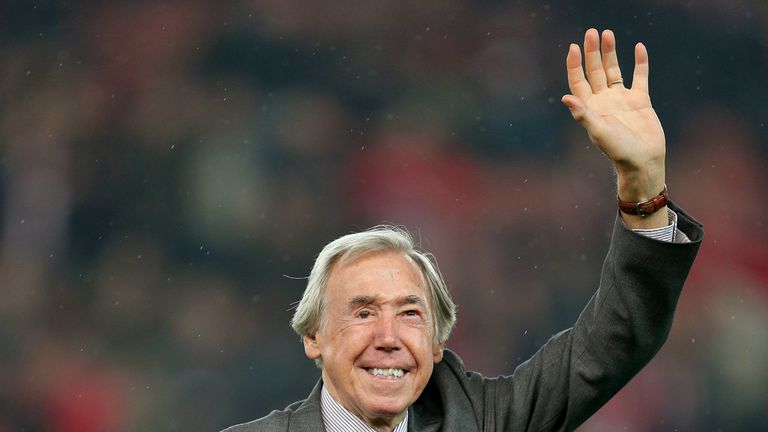 Gordon Banks was made an OBE in 1970 but was never knighted